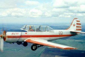ЯК-52. Архивное фото