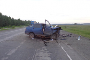 Гражданин Таджикистана погиб в аварии на трассе М5