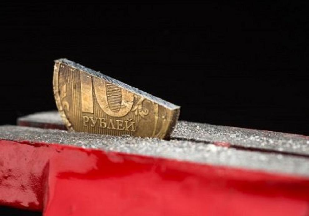 МинФин РФ настаивает на понижении рубля на10%