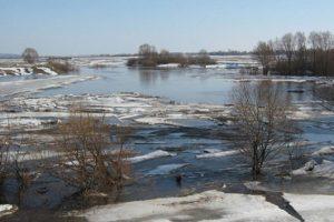 паводок в Челябинской области