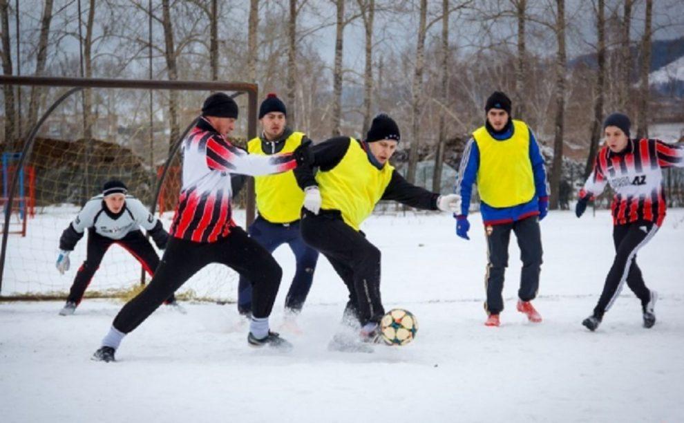 футбол в Миассе