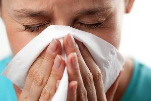 Аллергия придет раньше