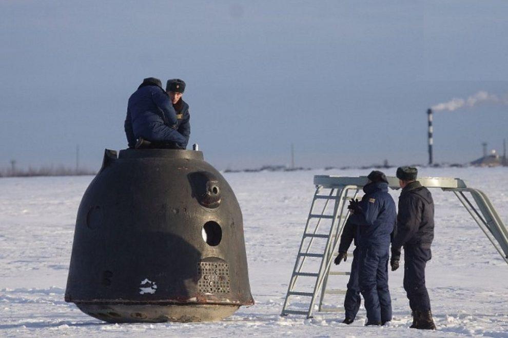 Экипаж «Союза» обнаружили челябинские спасатели