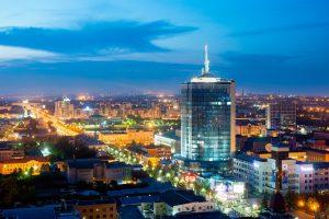 Город Челябинск не самый грязный