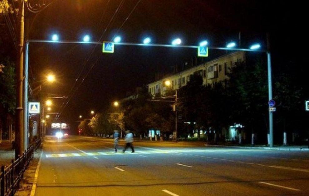 Пешеходный переход озаботил власти