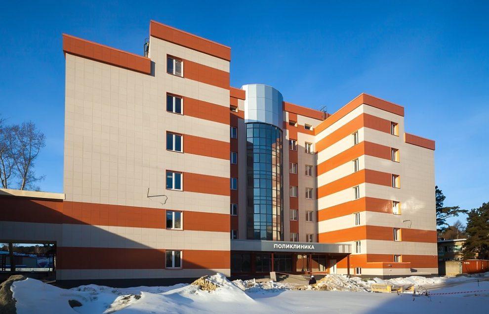 Поликлиника онкологического направления заработает летом